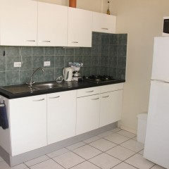 Kitchen - Two Bedroom Suite