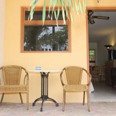 Porch - Studio Apartment