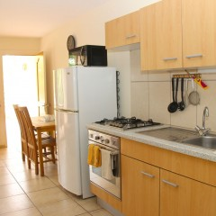 Kitchen - Deluxe One Bedroom