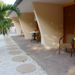 Entrance - Studio Apartment