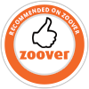 Recommended on Zoover